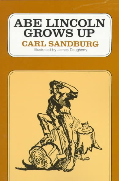 Abe Lincoln Grows Up cover