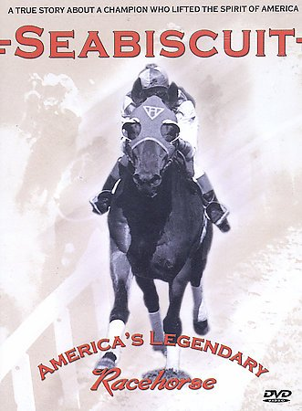 Seabiscuit: America's Legendary Racehorse cover