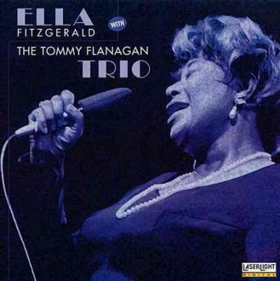 Ella Fitzgerald with The Tommy Flanagan Trio cover