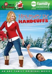 Holiday in Handcuffs cover
