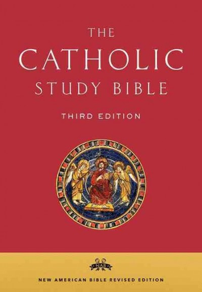 The Catholic Study Bible cover