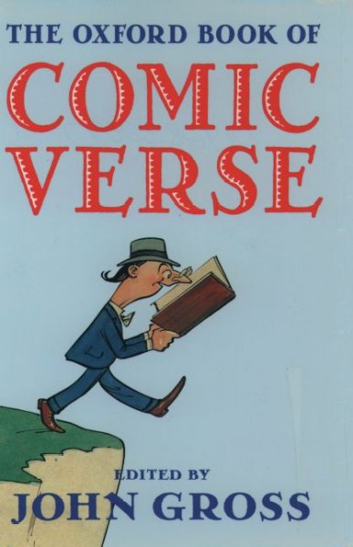 The Oxford Book of Comic Verse (Oxford Books of Verse) cover
