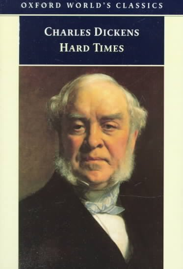 Hard Times (Oxford World's Classics) cover
