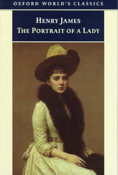 The Portrait of a Lady (Oxford World's Classics) cover