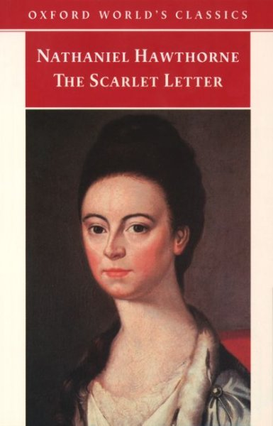 The Scarlet Letter (Oxford World's Classics) cover