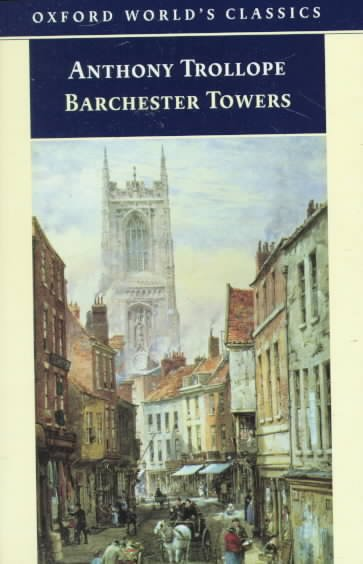 Barchester Towers (Oxford World's Classics) cover