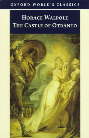 The Castle of Otranto: A Gothic Story cover