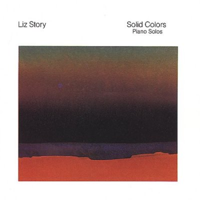 Solid Colors: Piano Solos cover
