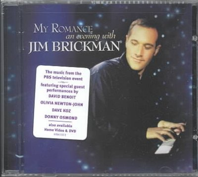 My Romance: An Evening with Jim Brickman cover