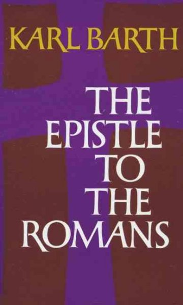 The Epistle to the Romans cover