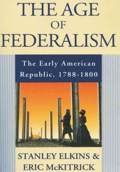 The Age of Federalism cover