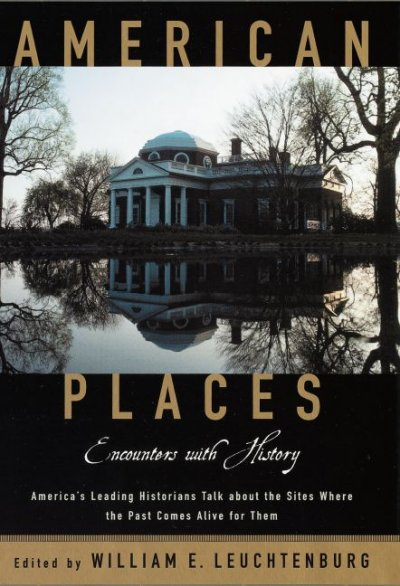American Places: Encounters with History cover