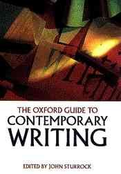 The Oxford Guide to Contemporary Writing cover
