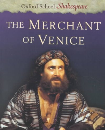 The Merchant of Venice (Oxford School Shakespeare Series) cover