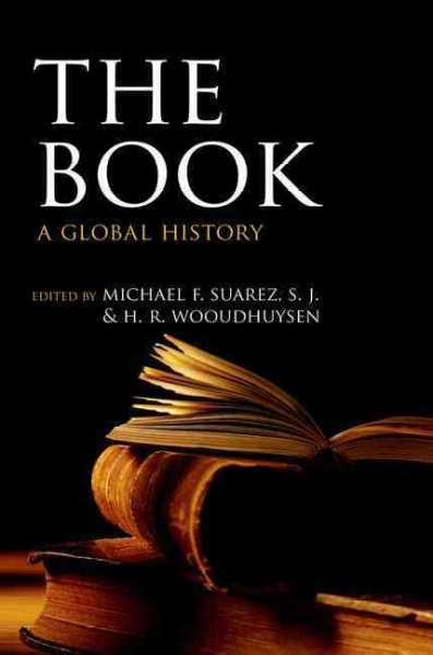 The Book: A Global History cover