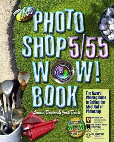 The Photoshop 5/5.5 Wow! Book (5th Edition) cover