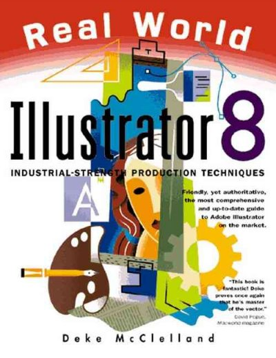Real World Illustrator 8 (2nd Edition) cover