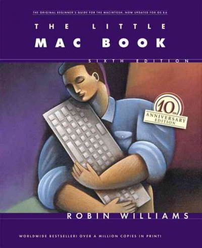 The Little Mac Book (6th Edition) cover