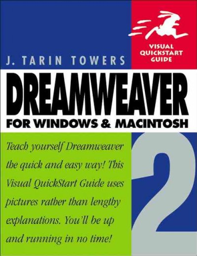 Dreamweaver 2 for Windows & Macintosh, Second Edition (Visual QuickStart Guide) cover