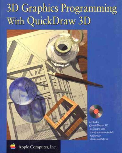 3D Graphics Programming with QuickDraw 3D