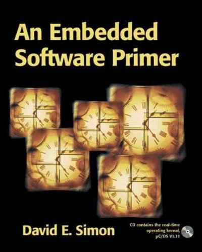 An Embedded Software Primer cover