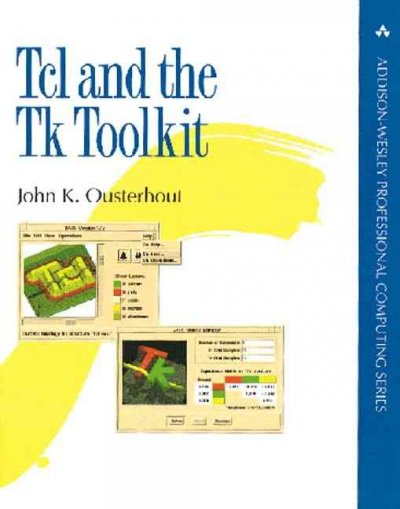 Tcl and the Tk Toolkit cover