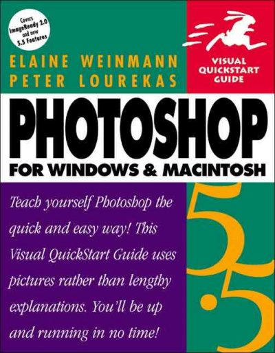 Photoshop 5.5 for Windows & Macintosh, Second Edition (Visual QuickStart Guide) cover