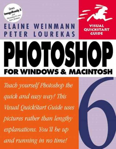 Photoshop 6 for Windows & Macintosh cover