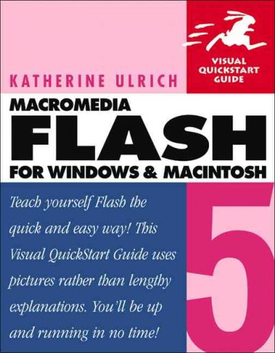 Flash 5 for Windows & Macintosh, Third Edition (Visual QuickStart Guide) cover