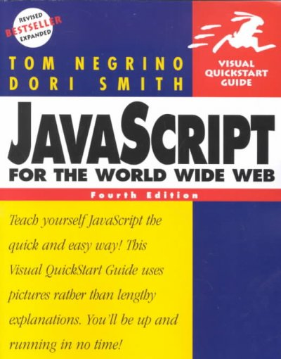 JavaScript for the World Wide Web, Fourth Edition cover