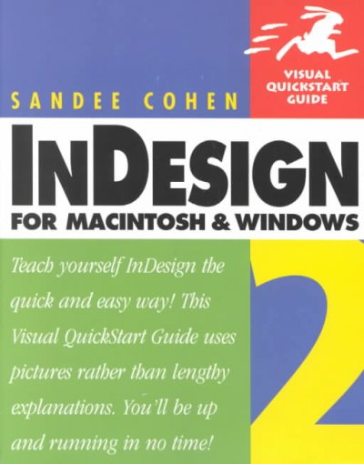 InDesign 2 for Macintosh and Windows cover