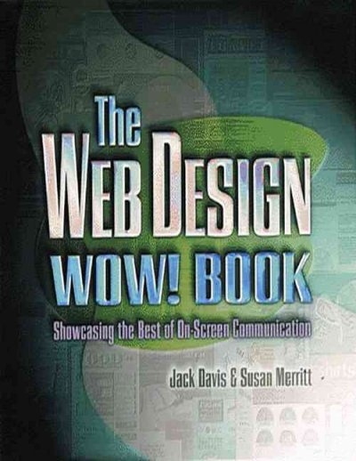 The Web Design WOW! Book cover