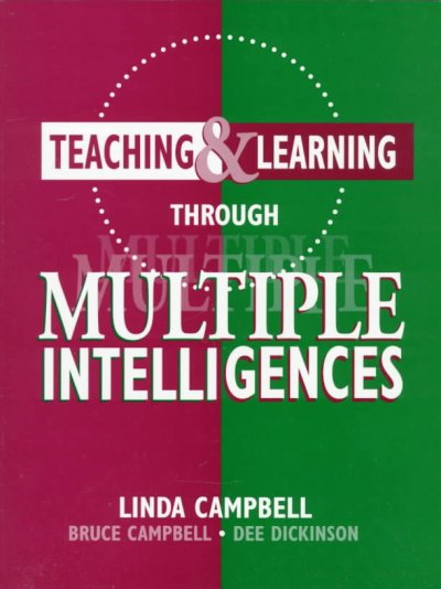 Teaching & Learning Through Multiple Intelligences cover