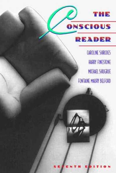 Conscious Reader, The cover