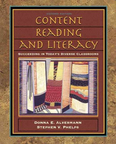 Content Reading and Literacy: Succeeding in Today's Diverse Classrooms cover