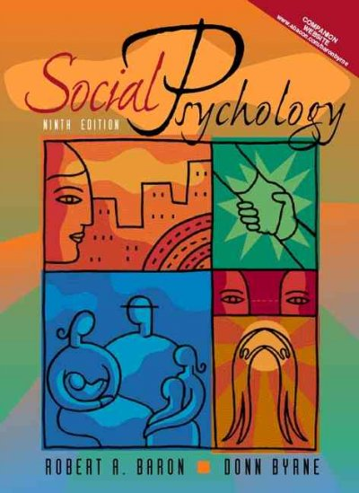 Social Psychology (9th Edition) cover