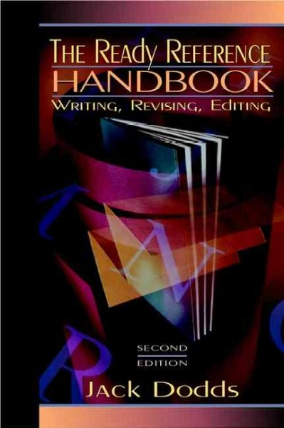 The Ready Reference Handbook: Writing, Revising, Editing (2nd Edition) cover