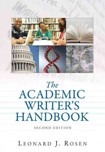 The Academic Writer's Handbook, 2nd Edition cover