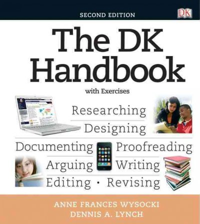 The DK Handbook with Exercises (2nd Edition) (Wysocki DK Franchise) cover