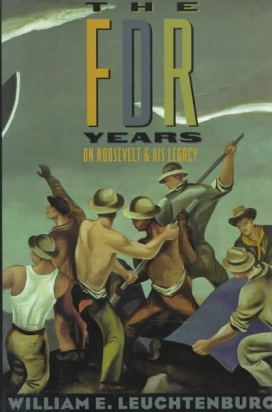The FDR Years cover