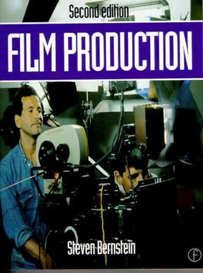 Film Production, Second Edition cover