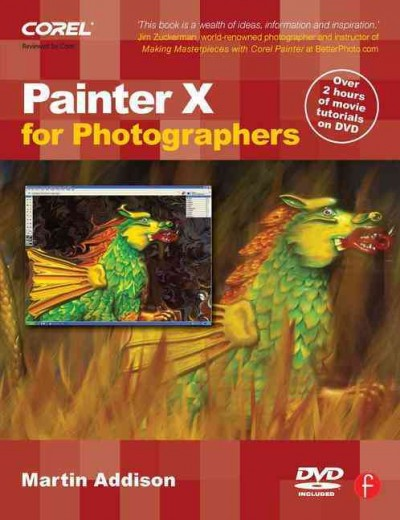 Painter X for Photographers: Creating Painterly Images Step by Step cover