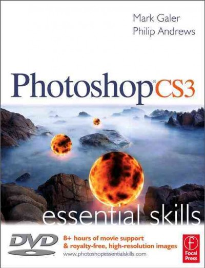 Photoshop CS3 Essential Skills (Photography Essential Skills) cover