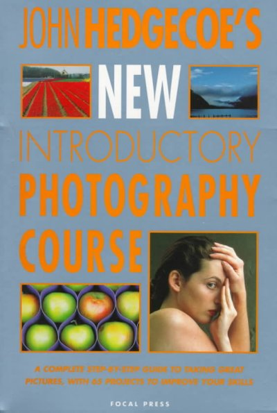 John Hedgecoe's New Introductory Photography Course cover