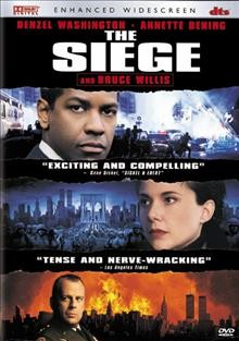 The Siege (Widescreen Edition) cover