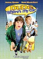 Dude, Where's My Car? cover