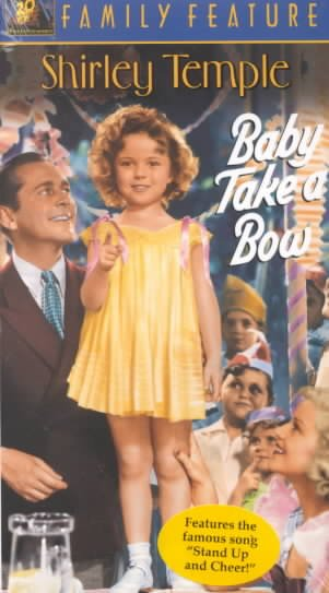 Baby Take a Bow [VHS] cover