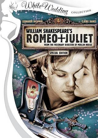 William Shakespeare's Romeo + Juliet cover