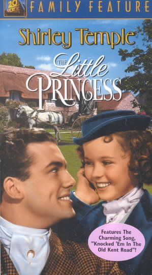The Little Princess [VHS]