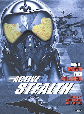 Active Stealth cover